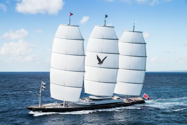 MALTESE FALCON: available Christmas & New Year in the Caribbean & Bahamas*
