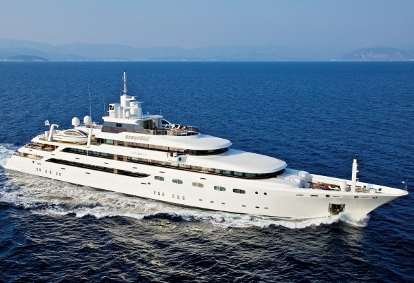 O'MEGA: Fantastic Opportunity for a Mediterranean Charter this September*