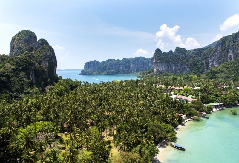Railay Bay Thailand