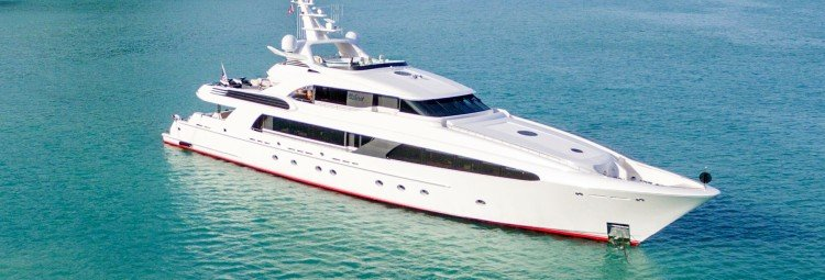 Charter The Sporty Usher In The Caribbean Luxury Charter