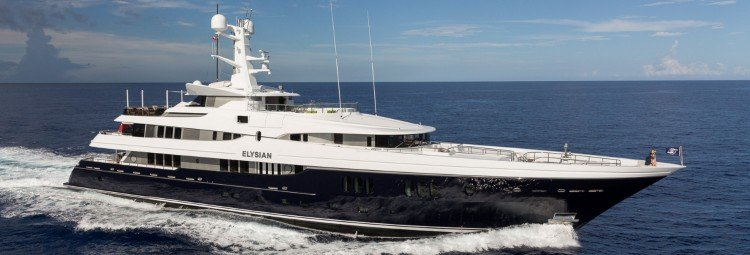 Yacht MY Seanna Technical Specifications - Luxury Charter Group