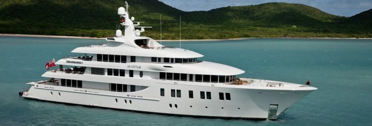 Motor Yacht Seanna in the Caribbean - Luxury Charter Group