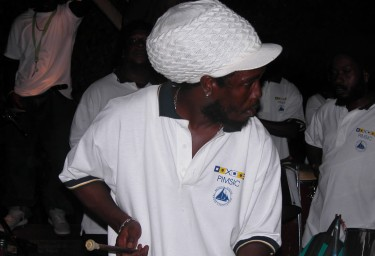 Antigua Steel Band