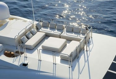 BARENTS SEA Private Sun Deck