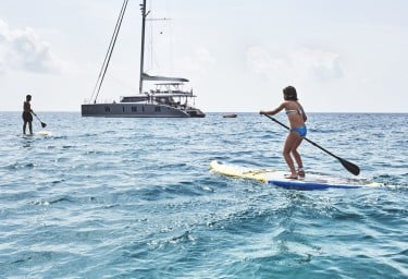 BLUE DEER Paddle Boarding