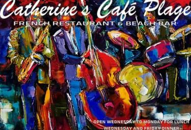 LEEWARD ISLANDS Catherine's Cafe, Antigua