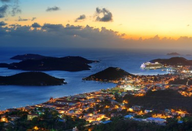 LEEWARD ISLANDS Charlotte Amalie, USVI