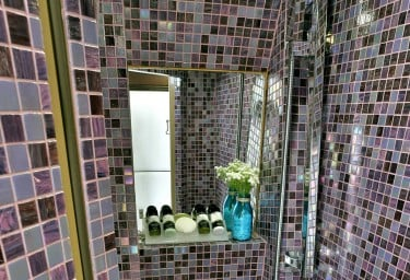 ANASSA Guest Bathroom