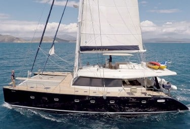 ANASSA Under Sail