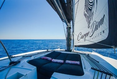 CARPE DIEM Flybridge Sunpads