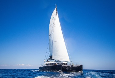 CARPE DIEM Under Sail