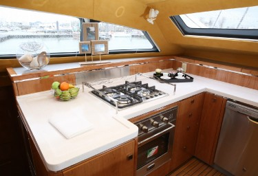 XENIA 50 Galley