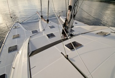 XENIA 62 Foredeck