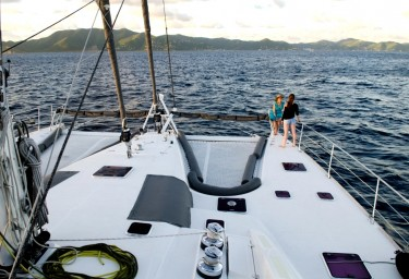 XENIA 74 Foredeck