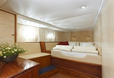 Charter Gulet ABORDA Double Cabin