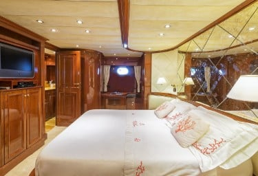BUGIA Guest Stateroom
