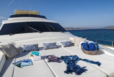 GORGEOUS Foredeck Sun Pads
