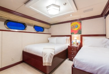 LADY JOY Guest Stateroom