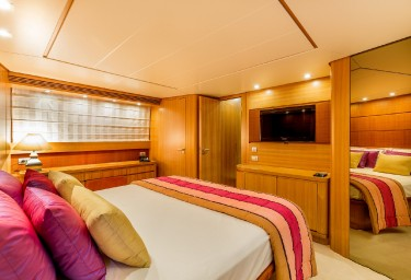 SERENITY III Guest Stateroom