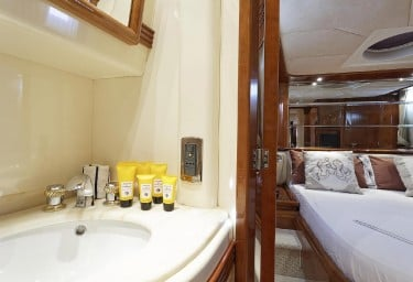 TRANQUILITA Guest Stateroom with Bathroom