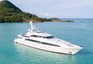Luxury Motor Yacht Charters Luxury Charter Group