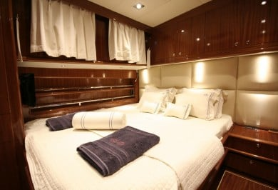 Charter Gulet DIDI Guest Double Cabin