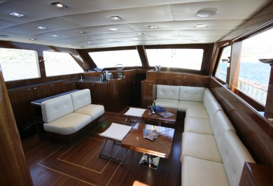 Charter Gulet DIDI Saloon with Dining