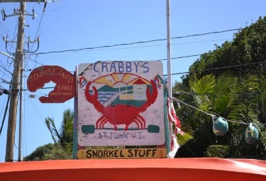 LEEWARD ISLANDS Crabbys, USVI