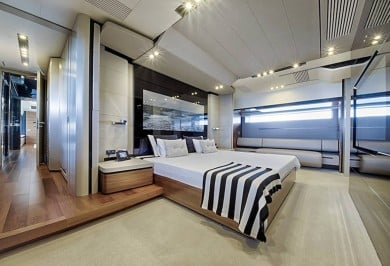 Fusion master stateroom