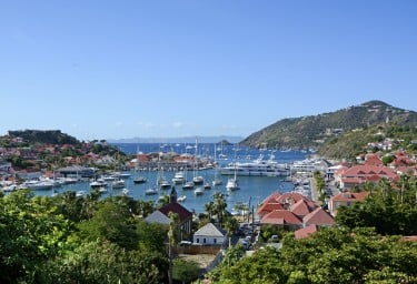 LEEWARD ISLANDS Gustavia, St Barts