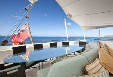 HEMISPHERE Aft Deck Relaxation