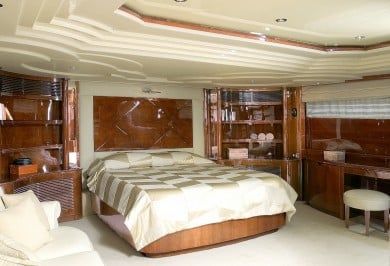 Let it Be Master Stateroom