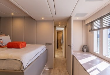 CHRISTINA TOO Guest Double Cabin