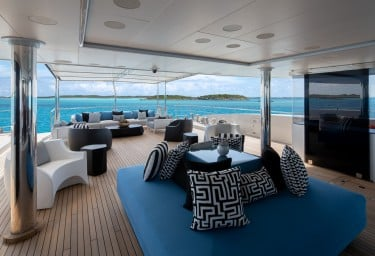 ETERNITY Main Deck Aft