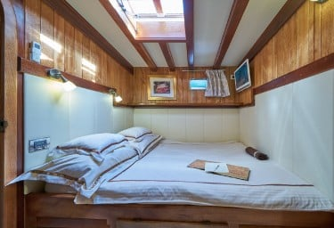 Luxury Charter Gulet LIBRA Double Cabin