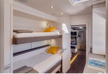 ADRIATIC DRAGON Twin Cabin