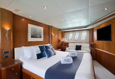 ALANI Guest Stateroom