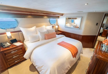 ANTARES Guest King Stateroom Pink
