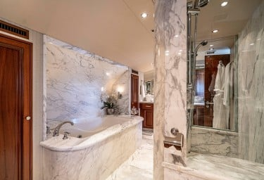 ANTARES Master Bathroom