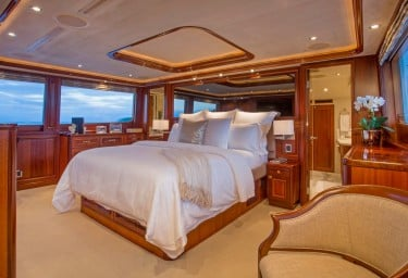 ANTARES Master Stateroom