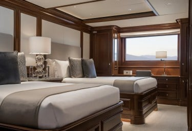 AQUILA Main Deck Twin Cabin