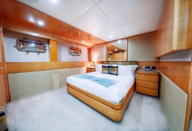 ISLAND HEIRESS Guest Double Cabin