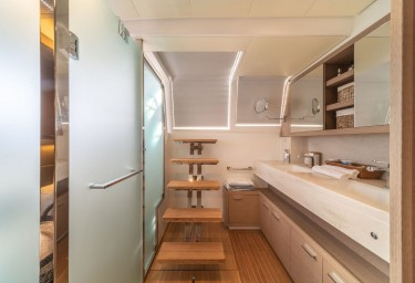 JUST MARIE Master Cabin Ensuite