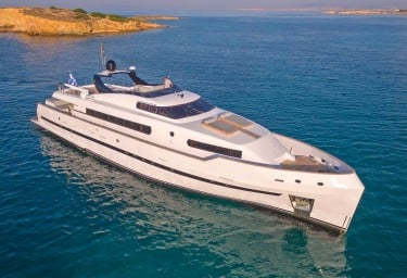 Yacht Project Steel