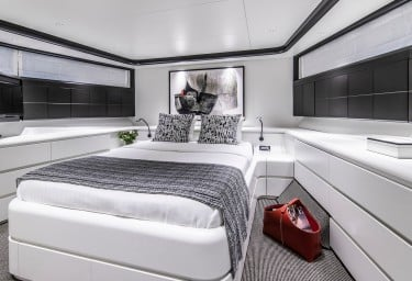 PROJECT STEEL Guest Double Cabin