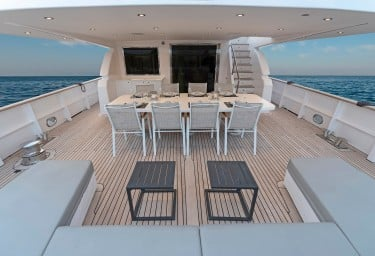 PROJECT STEEL Main Deck Aft