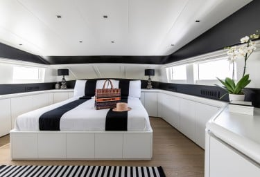 PROJECT STEEL VIP Cabin on the Main Deck