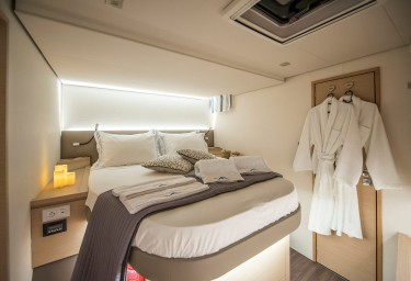 SEA ENERGY V Guest Cabin