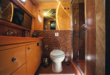 LOTUS Guest Bathrom