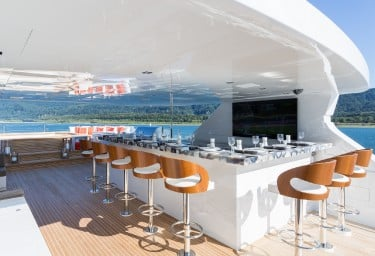 CHASSEUR Sun Deck Bar